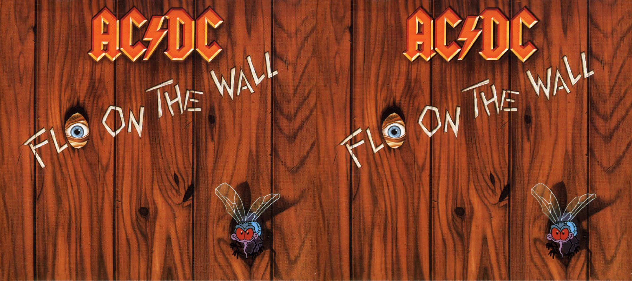 ACDC in 3D:Fly On The Wall 3D Side By Side JPS