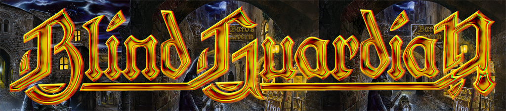 Blind Guardian 3D Logo