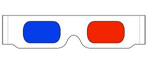 3d Brille Basteln